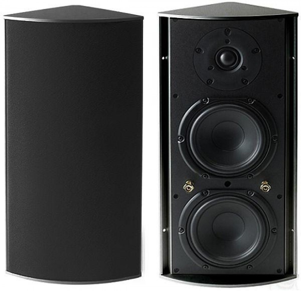 Cornered Audio C5 Svart