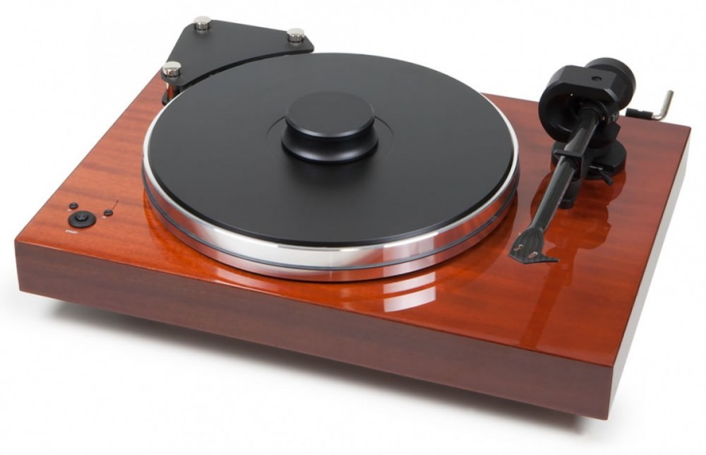 Pro-Ject Xtension 9 Evolution Super Pack Mahogny High Gloss