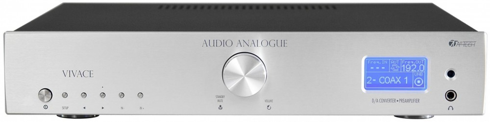 Audio Analogue Vivace DAC/PRE