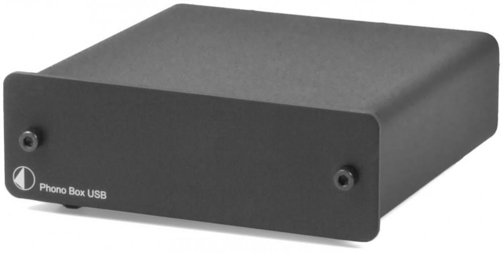 Pro-Ject Phono Box USB Svart