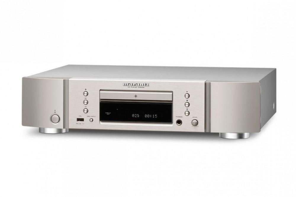 Marantz CD6006 Guld / Silver