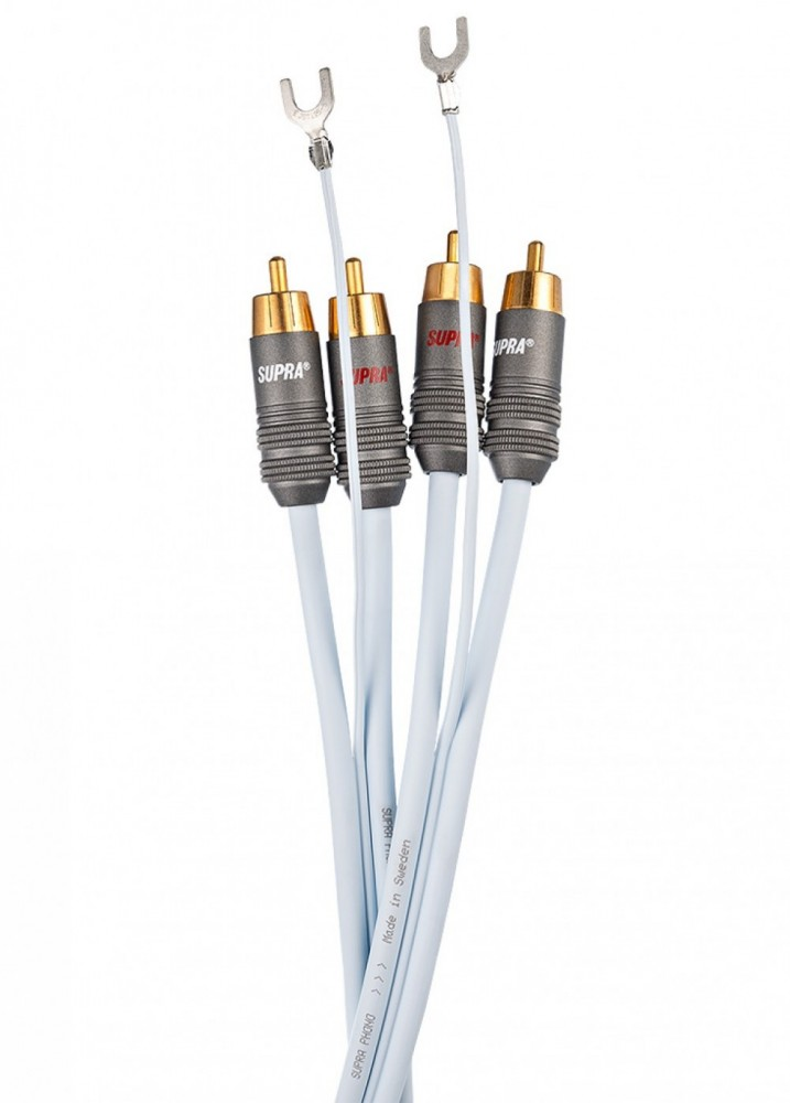 Supra Cables Phono 2RCA-SC