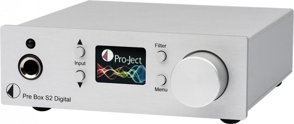 Pro-Ject Pre Box S2 Digital