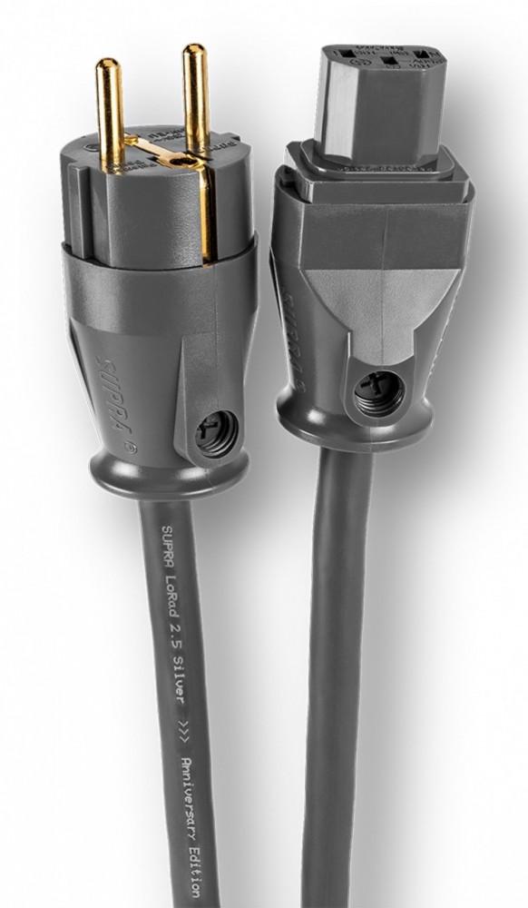 Supra Cables LORAD 2.5 SPC CS-EU