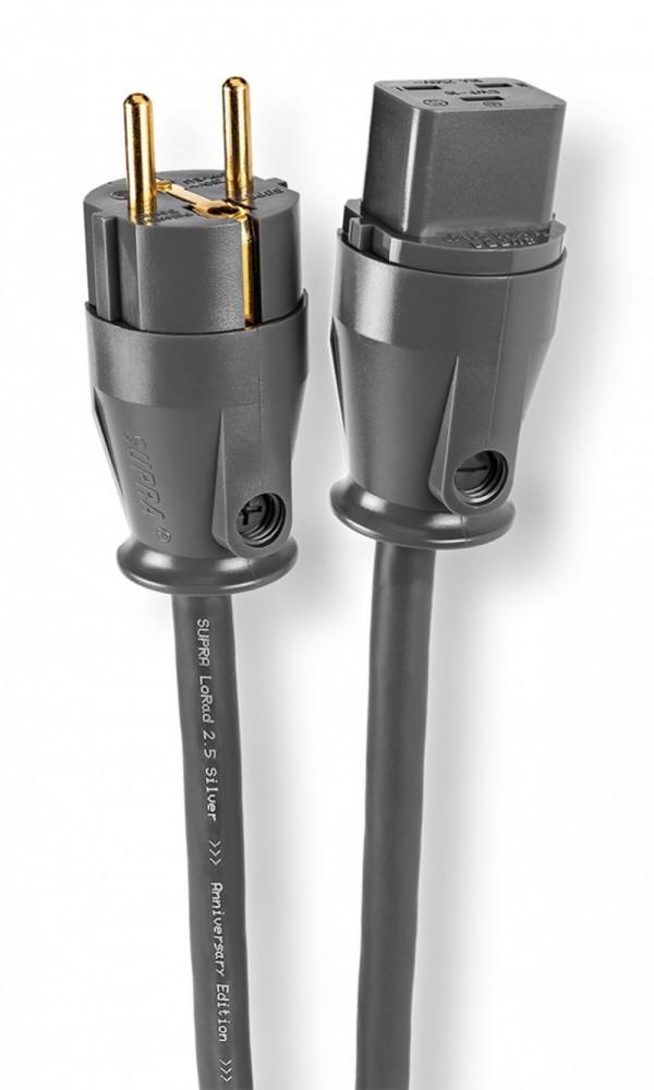 Supra Cables LORAD 2.5 SPC CS-16-EU