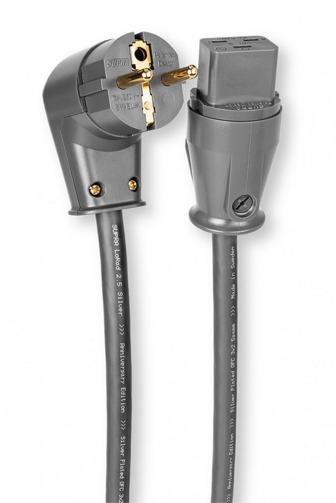 Supra Cables LORAD 2.5 SPC CS-16-EU/ANGLED