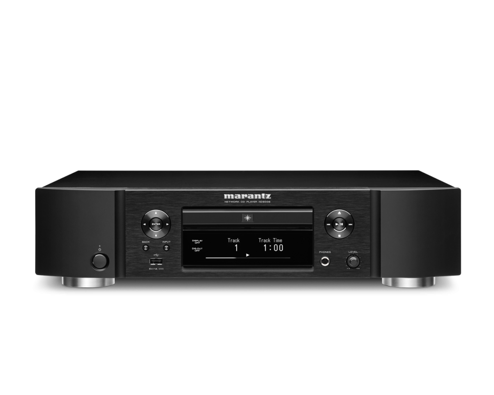Marantz ND8006 Svart