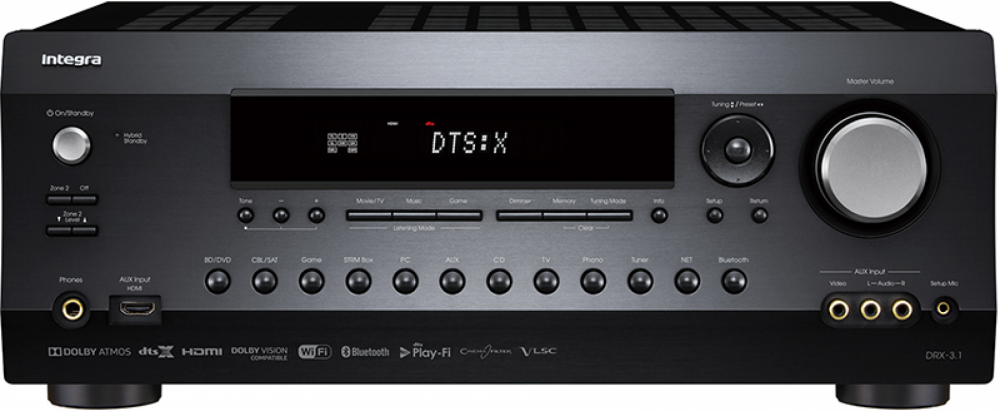 Integra DRX-3.1