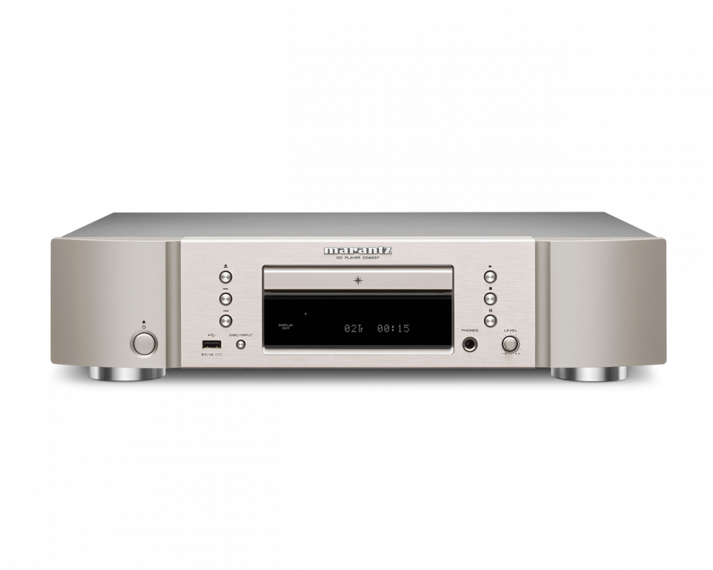 Marantz CD6007 CD6007 Guld/Silver