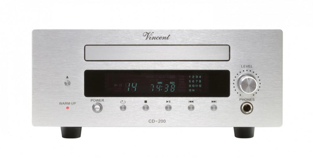 Vincent CD-200 CD-200 Silver