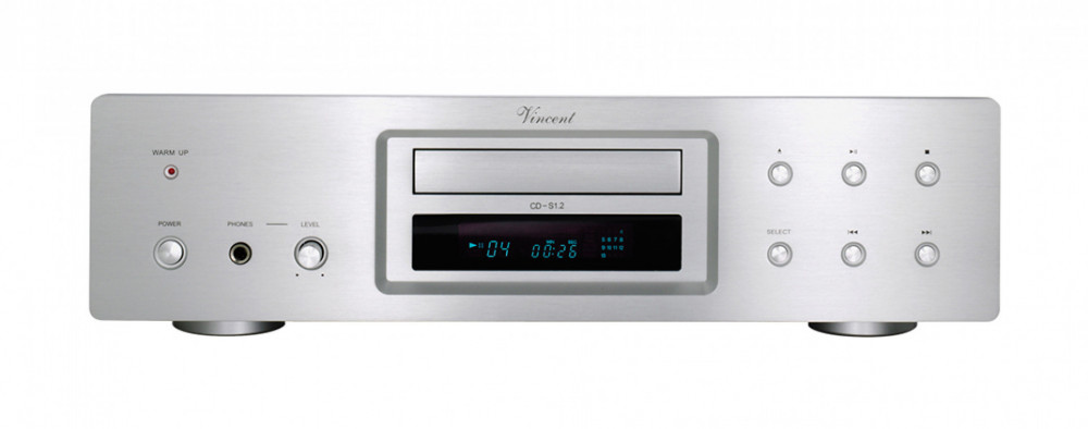 Vincent CD-S1.2 CD-S1.2 Silver