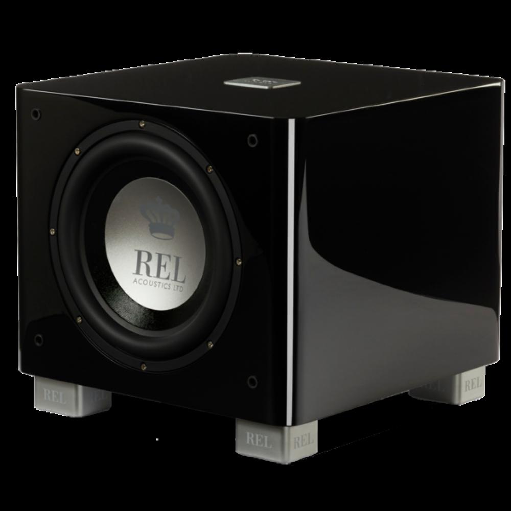 REL Acoustics T/9x T/9x Pianosvart