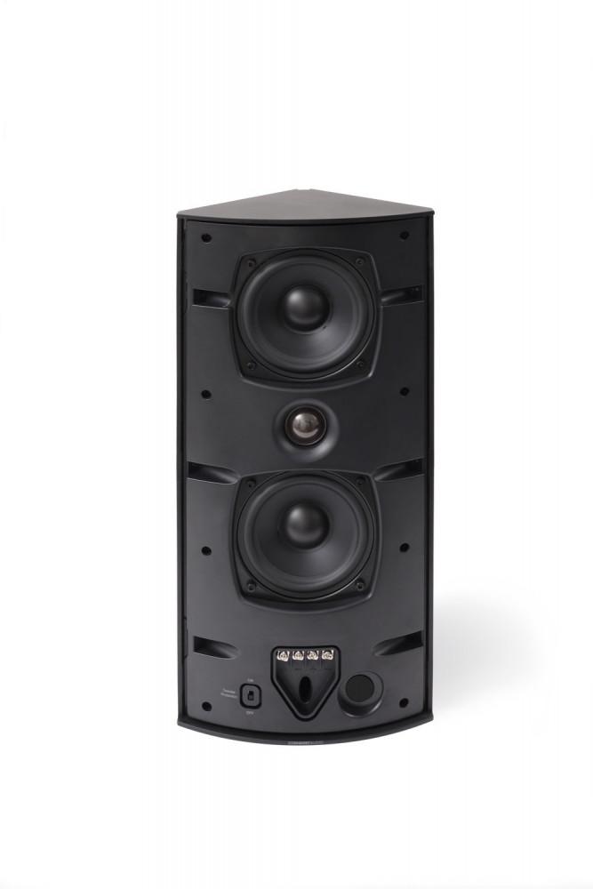 Cornered Audio Ci4 Svart par