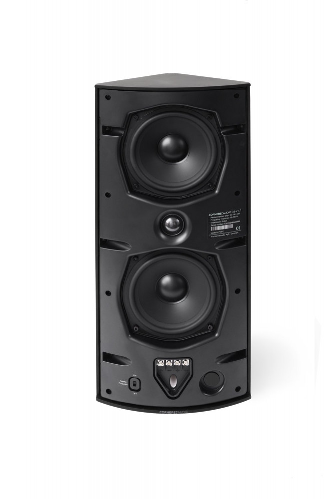 Cornered Audio Ci5 Svart par
