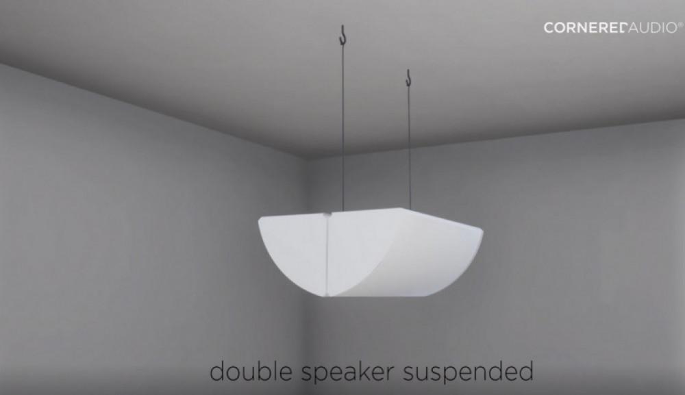 Cornered Audio Wirefäste Takfäste Ci4 Dubbel