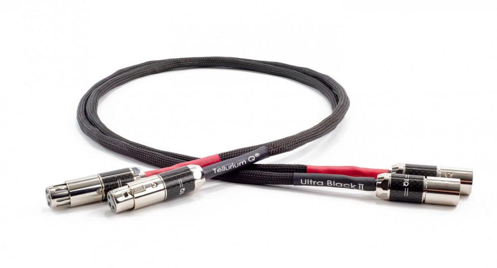 Tellurium Q Ultra Black II XLR