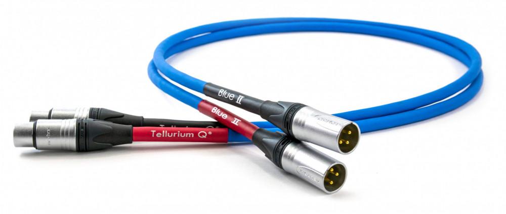 Tellurium Q Blue II XLR