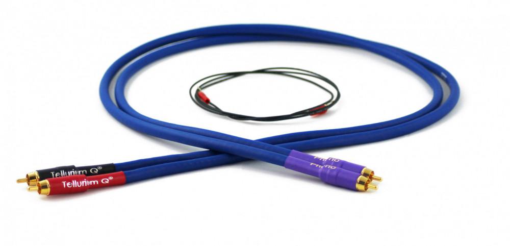 Tellurium Q Blue Phono RCA