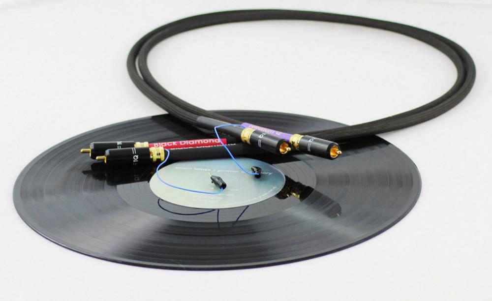 Tellurium Q Black Diamond Phono RCA