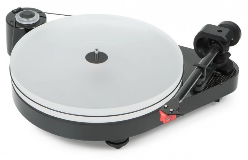 Pro-Ject RPM 5 Carbon Svart High Gloss